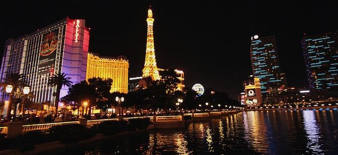 Las Vegas. Credit: Prayitno via Flickr