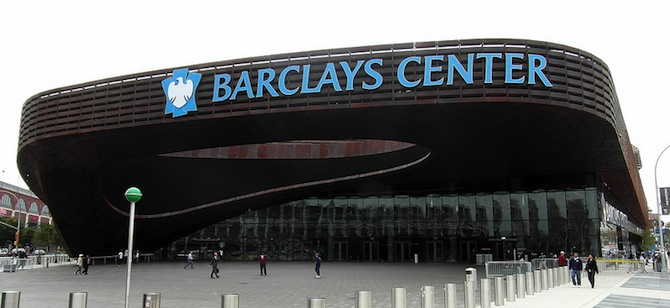 The LEED Silver Barclays Center in Brooklyn. Credit: Reading Tom via Flickr