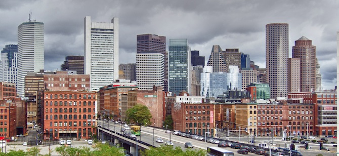 Boston. Bert Kauffman via Flickr