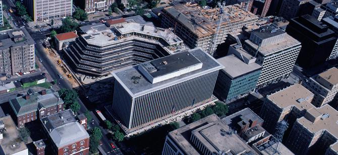 National Geographic Headquarters in Washingington, D.C.