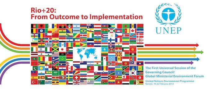 UNEP Rio +20 Conference