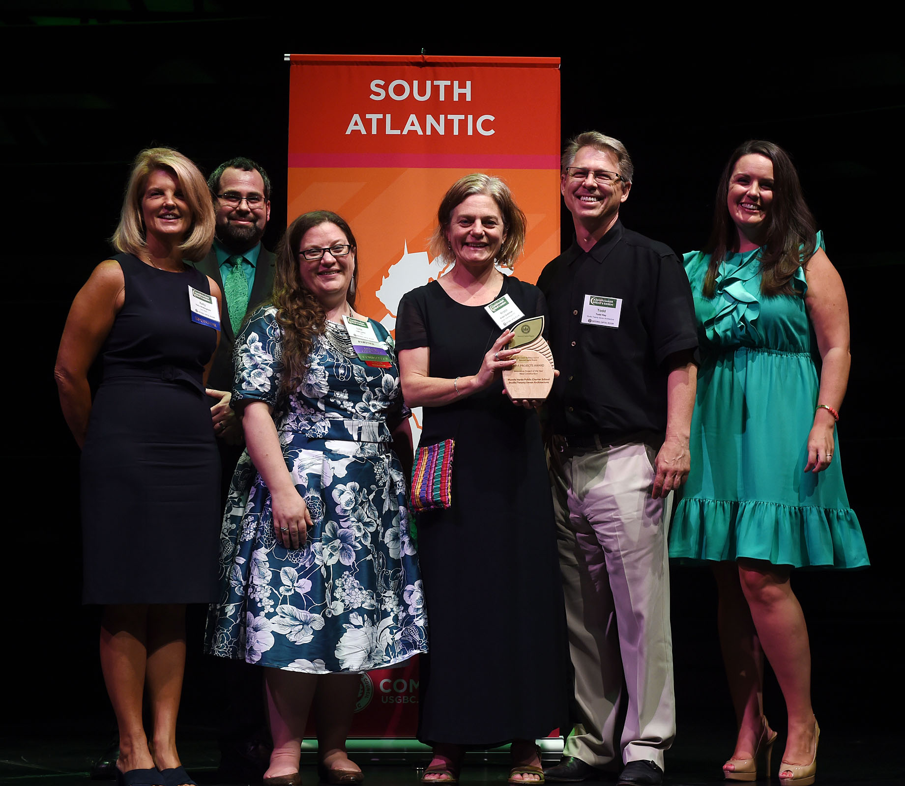 Innovative project of the year winners at A Midsummer Night's Green