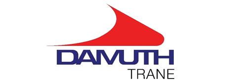 Damuth Trane Logo