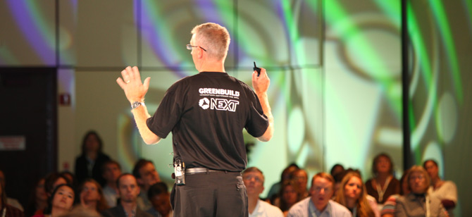 A glimpse of Special Set sessions from Greenbuild 2011