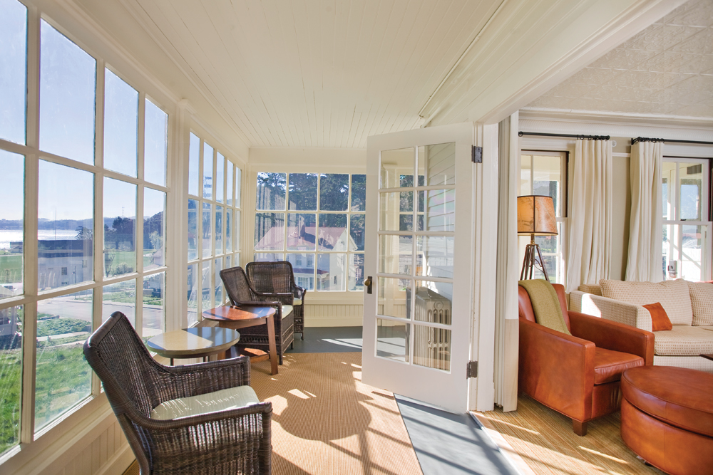 Cavallo Point, one of the Greenbuild half-day tours on Friday, Nov. 16