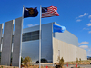 Facebook's LEED-certified data center in Prineville, Ore.