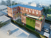 Architectural rendering #1 by HOK, the pro-bono design partner for Project Haiti