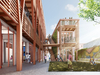 Architectural rendering #2 by HOK, the pro-bono design partner for Project Haiti