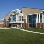Glen Allen High School building exterior