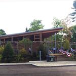 Walden Pond Visitor Center at the Walden Pond State Reservation