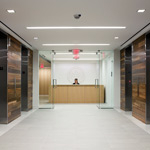 The U.S. Green Building Council (USGBC) headquarters, located in Washington, DC