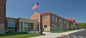 Milton-Union Exempted Village School in West Milton, Ohio
