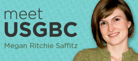 Meet USGBC's Director of LEED Support, Megan Ritchie Saffitz