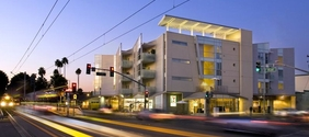 The LEED Gold Gish Apartments in San Jose, Calif.