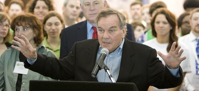 Former Chicago Mayor Richard Daley. Credit: ChrisEaves.com via Flickr