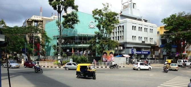 Bangalore, India. Ming-yen Hsu via Flickr