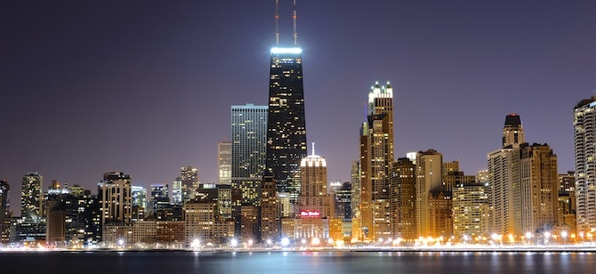 Chicago, which helped Illinois reach No. 1 on the list of the Top 10 States for
