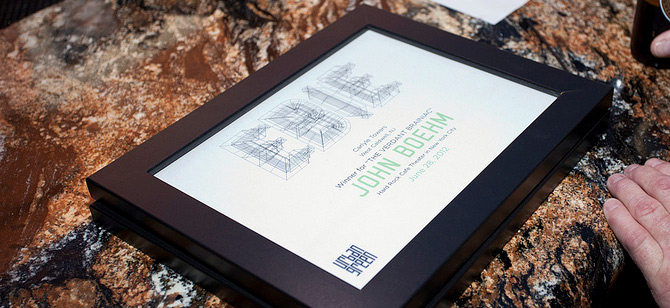 Urban Green Council's EBie Awards recognize excellence in existing buildings. Ph