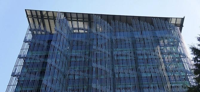 The Edith Green-Wendell Wyatt Federal Building in Portland. Credit: dog97209 via