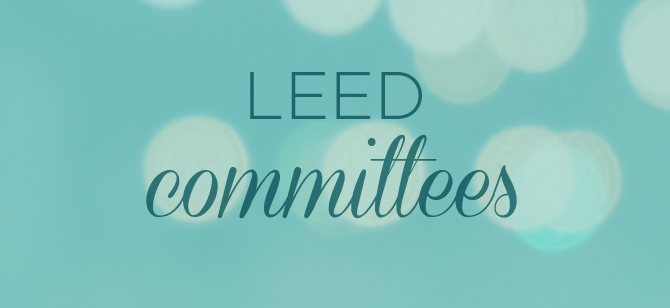 LEED Committees