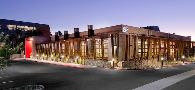 DPR Construction's LEED Platinum, net-zero office in Phoenix