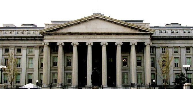 The iconic U.S. Treasury Building earns LEED Gold certification