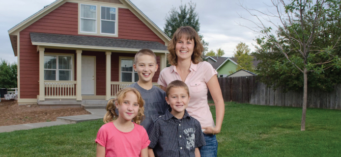 LEED Gold-seeking home built by Fort Collins Habitat for Humanity