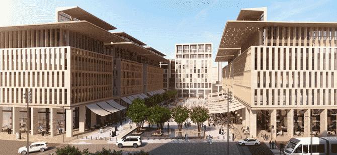 Msheireb Downtown Doha  Credit: Msheireb Properties