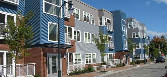 Project: Pearl Place Photo: Courtesy of Avesta Housing