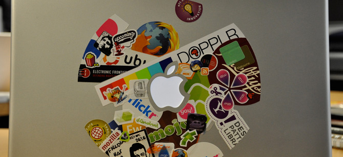 The students had ideas for greening your computer - included revamping with stic