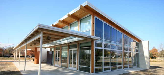 Plano Environmental Education Center. Photo Credit: Mark Olsen