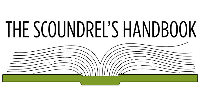 The Scoundrel's Handbook on Huff Post Green