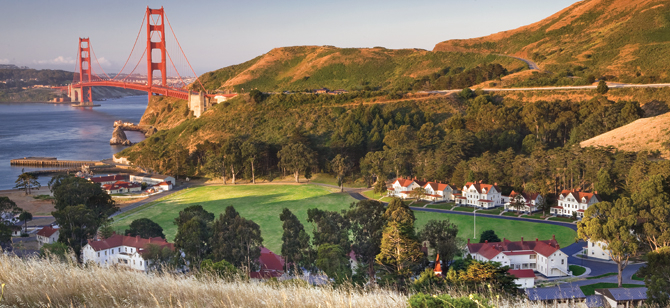 Cavallo Point, one of the Greenbuild half-day tours on Friday, Nov. 16 (Credit: