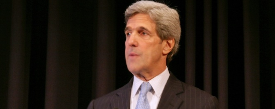 Sen. John Kerry. Photo credit: cliff1066™ via Flickr