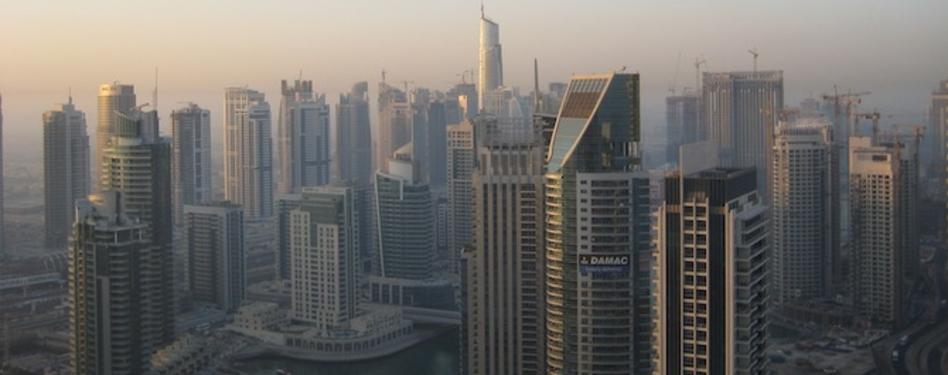 The Dubai skyline. Credit: Jay Tamboli via Flickr