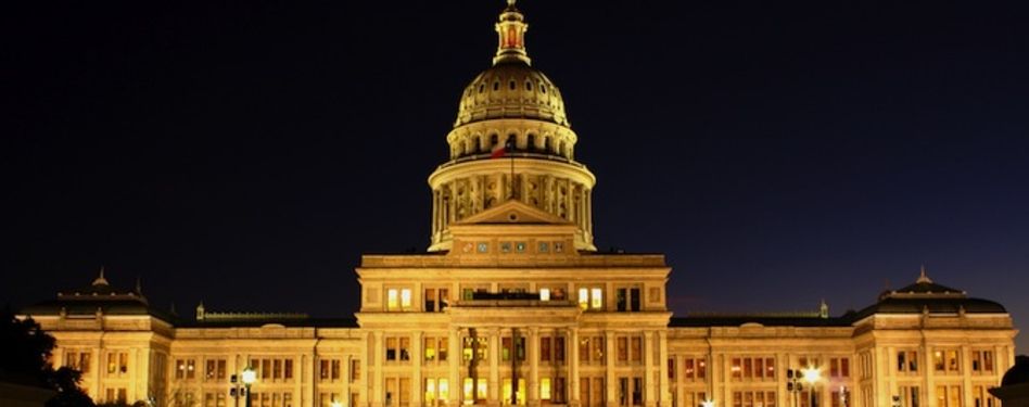 Texas State Capital, photo credit: Kumar Appaiah via Flikr