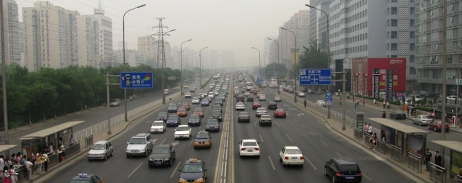 The 2nd Ring Road in Beijing. Credit: Pedronet via Flickr