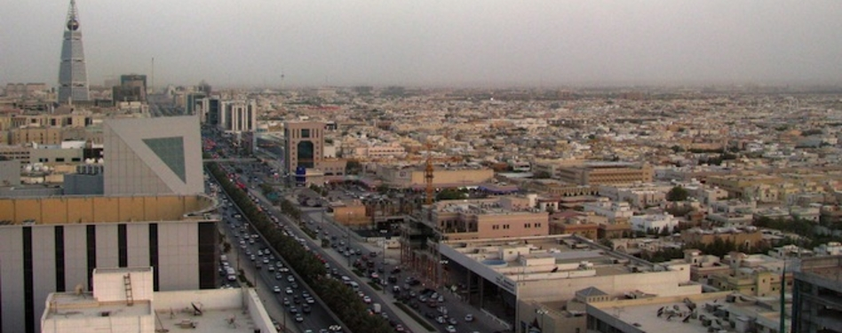 Riyadh, Saudi Arabia. Pedronet via Flickr