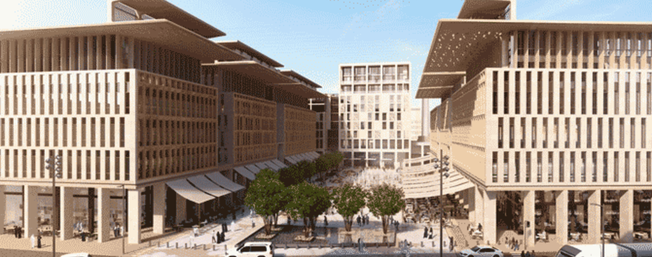 Msheireb Downtown Doha  Credit: Msheireb Properties