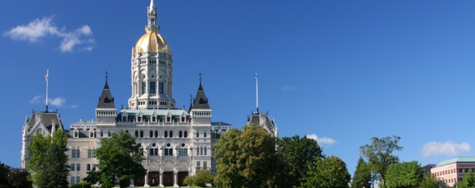 The Connecticut State Capitol in Hartford. Credit: iStockphoto