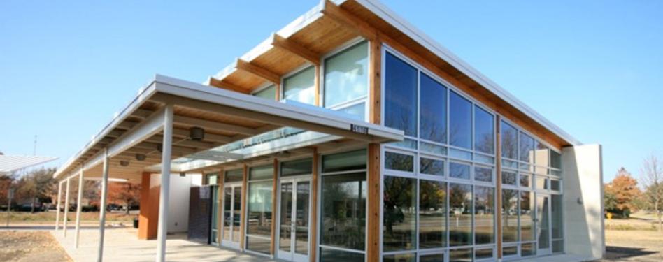 Plano Environmental Education Center. Photo Credit: Mark Olsen