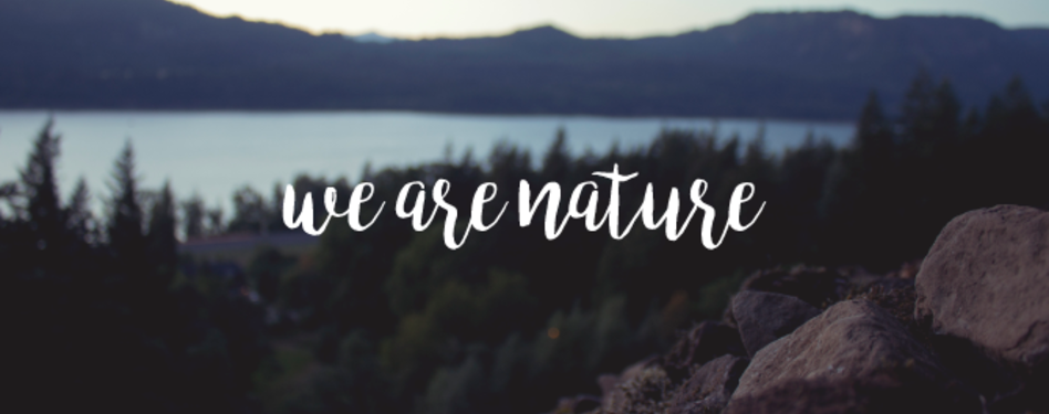 Spending more time in nature can enhance our health and well-being.