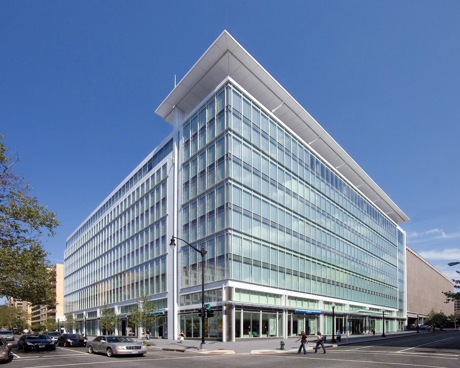 USGBC headquarters exterior