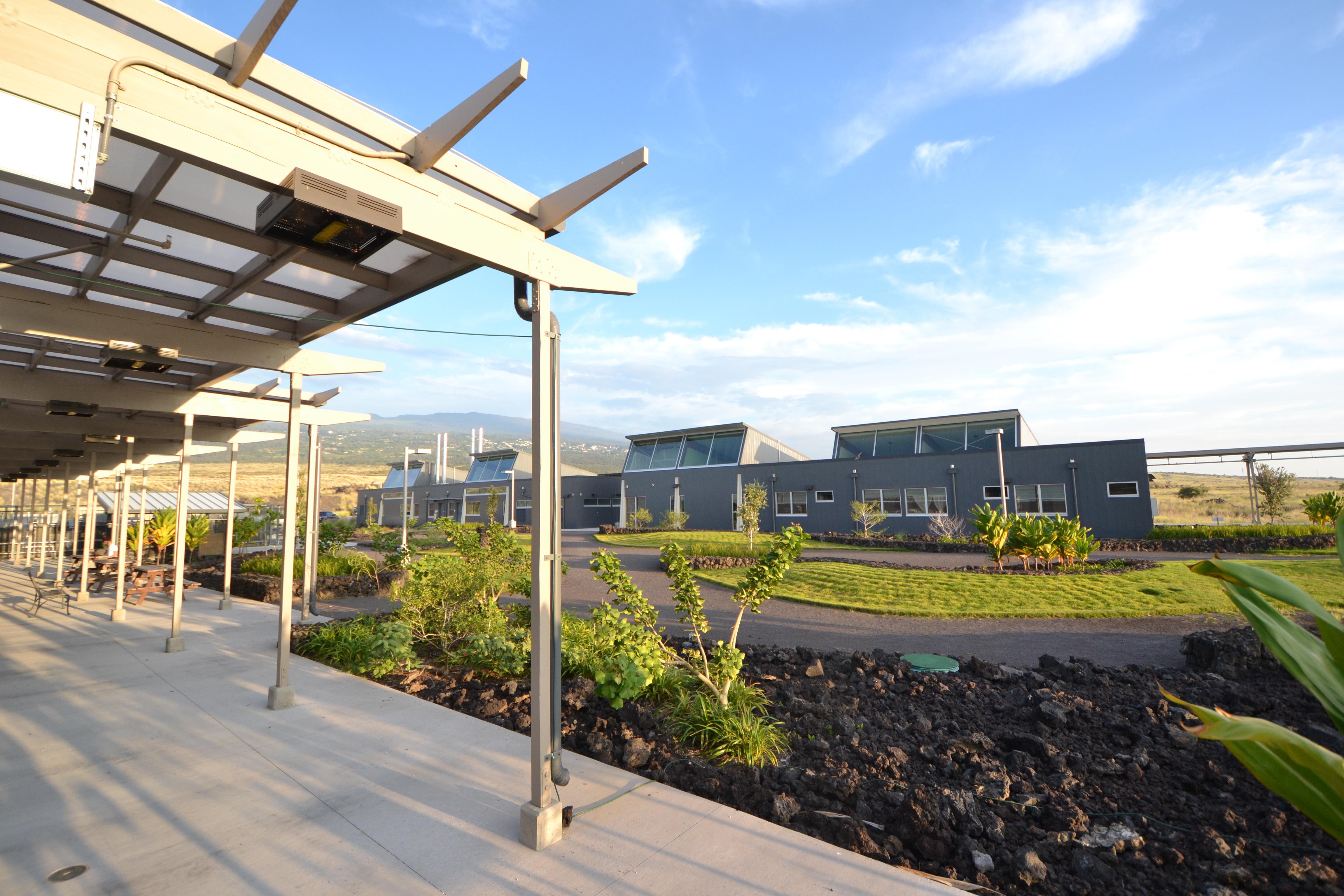 LEED Platinum UH Palamanui Campus, Kailua-Kona