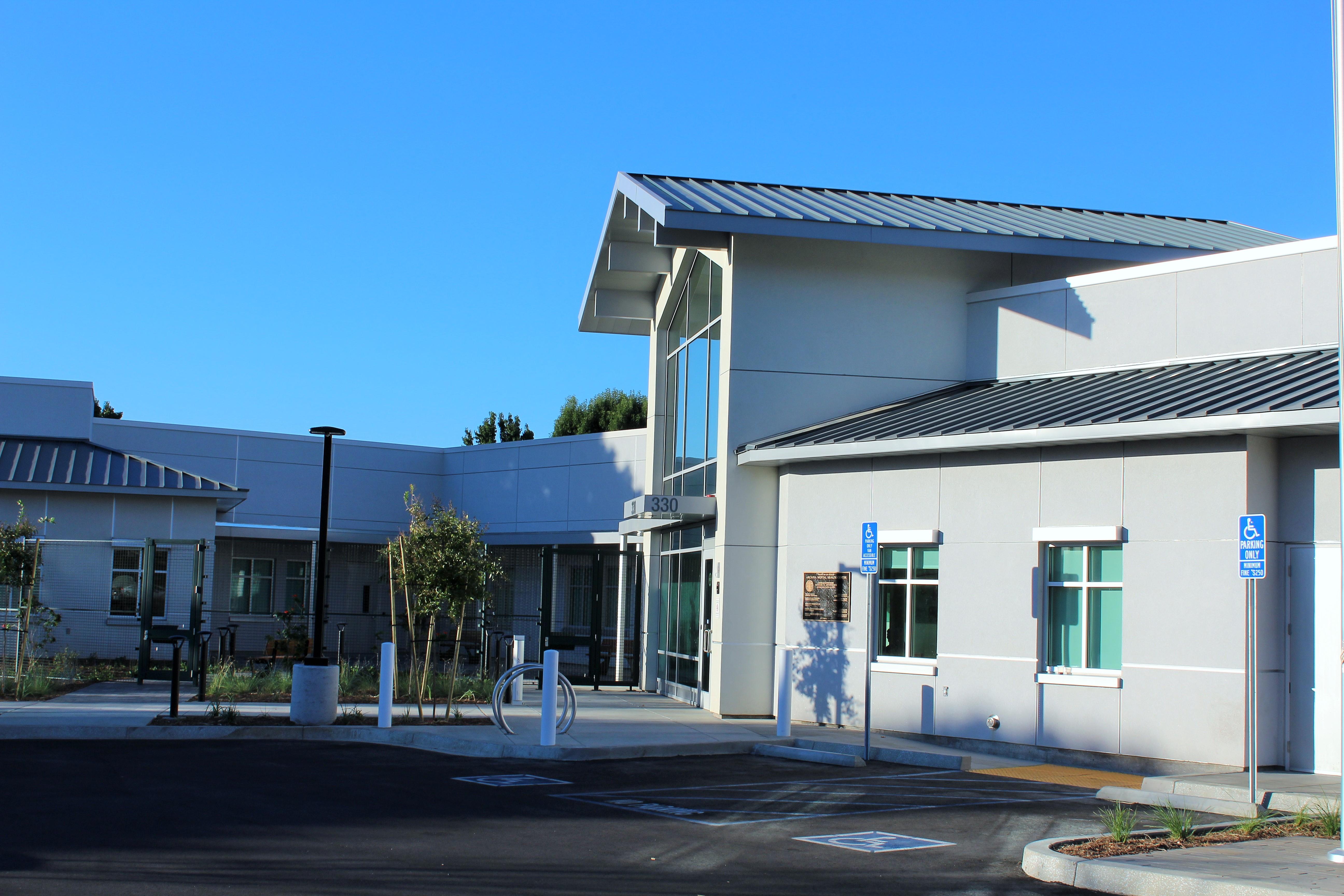 Arcadia Mental Health Center U S Green Building Council