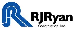 rjryan construction logo