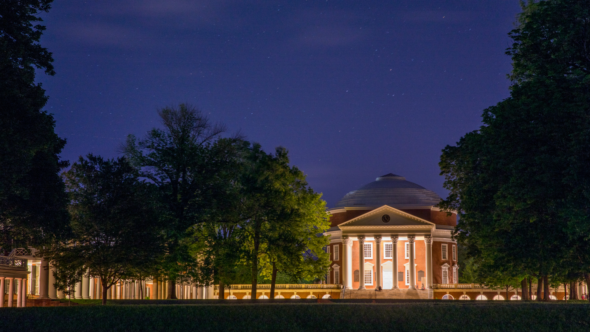 The Rotunda at the University of Virginia is LEED Silver