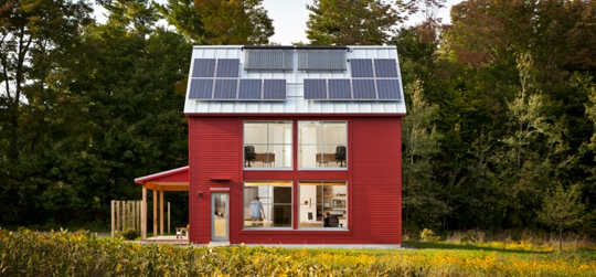 2011 Leed for Homes Award Winner