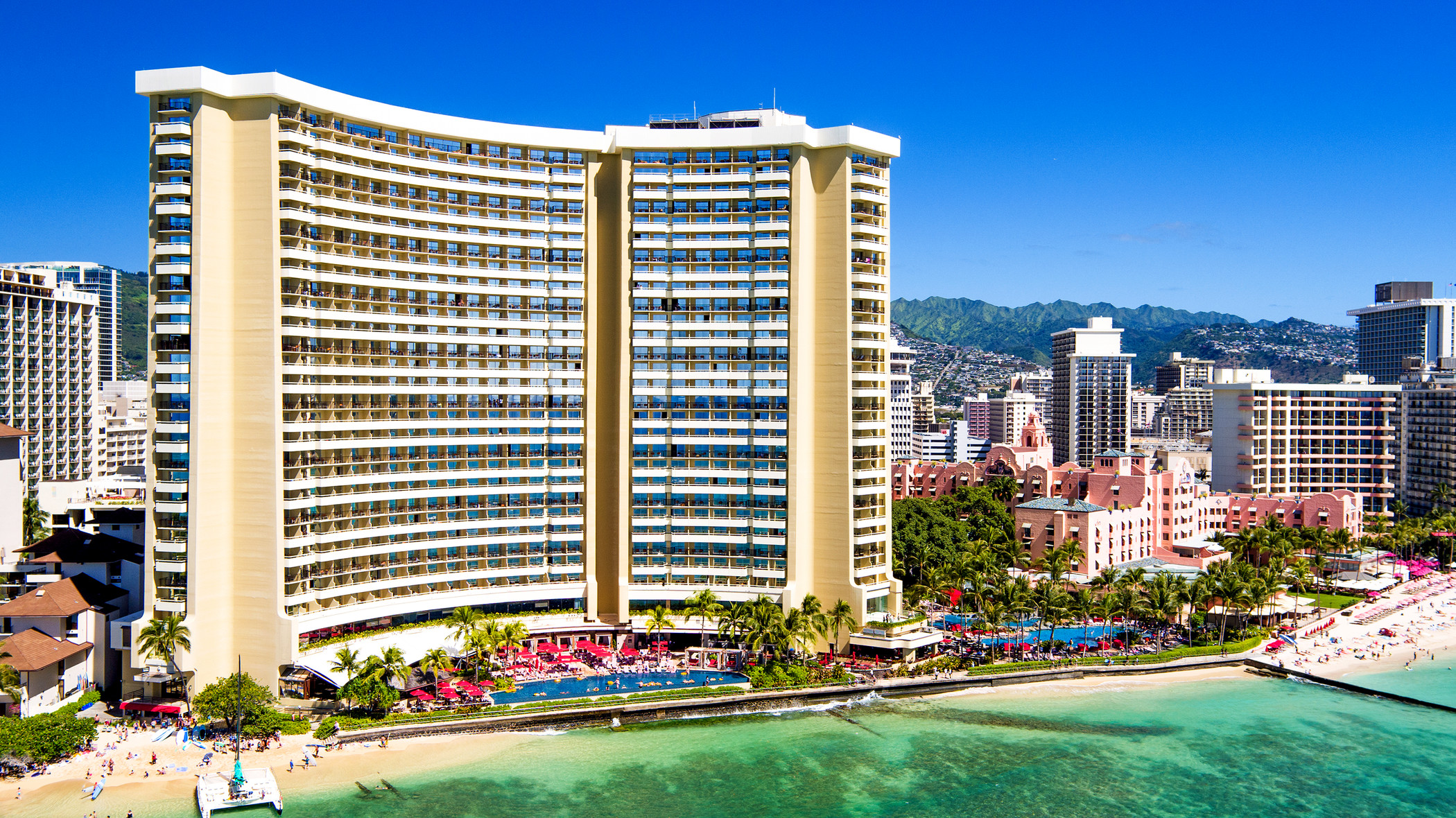 Sheraton Waikiki is LEED Gold