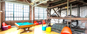 Adaptive reuse is even more sustainable with LEED